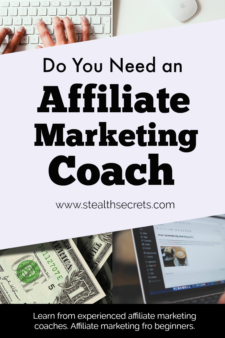 affiliate marketing coach
