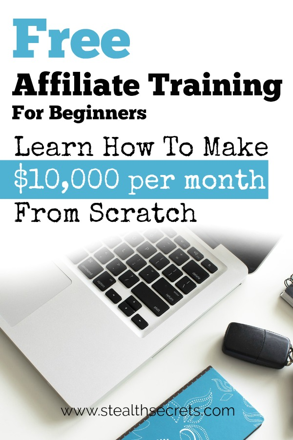 This free affiliate marketing course for beginners .If you are new to affiliate marketing, this is a great opportunity to join the group of top affiliate markers where you can learn in and out of affiliate marketing.