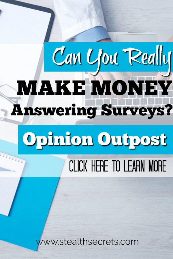 Can you really make money answering online surveys using opinion outpost? Click here to learn if this side hustle is a legit money making opportunity or a scam. more.