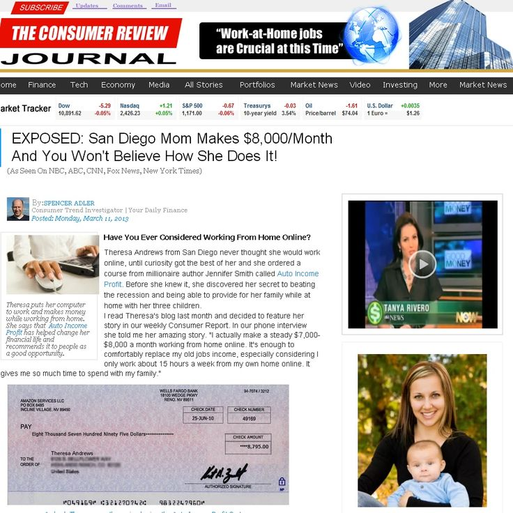 Theresa Andrews Home Income Kit Scam Review