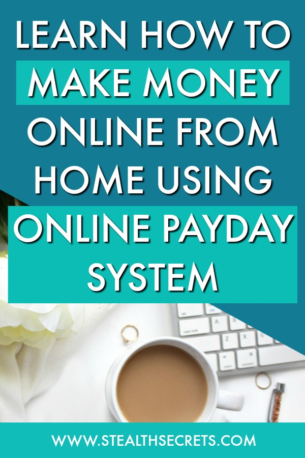 Can you make money with Chuck Marshalls Online Payday System. Learn some of the best ways to make money from home. If you're looking for at home jobs no experience gig, then we have seen them all. We review the best work at home jobs that will enable you to earn extra money from home. Legitimate work from home jobs can be hard to find, but with our guidance, we show you how to make extra money at home. We give you fast money making ideas, extra income ideas on the best work from home jobs.