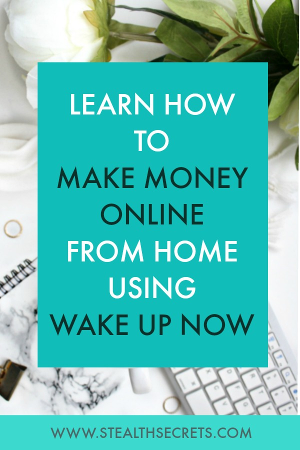 Can you make money with Wake Up Now. Learn some of the best ways to make money from home. If you're looking for at home jobs no experience gig, then we have seen them all. We review the best work at home jobs that will enable you to earn extra money from home. Legitimate work from home jobs can be hard to find, but with our guidance, we show you how to make extra money at home. We give you fast money making ideas, extra income ideas on the best work from home jobs.