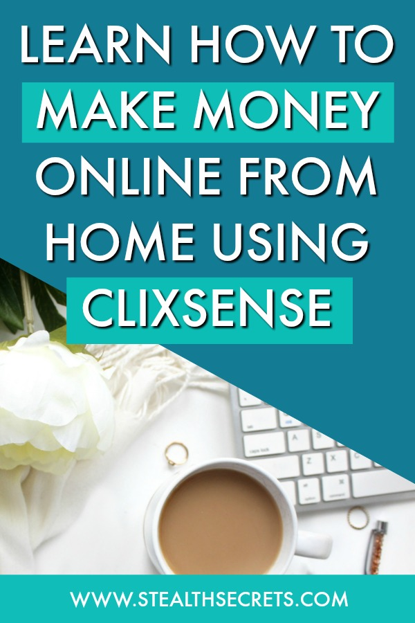 Can you make money with Clixsense. Learn some of the best ways to make money from home. If you're looking for at home jobs no experience gig, then we have seen them all. We review the best work at home jobs that will enable you to earn extra money from home. Legitimate work from home jobs can be hard to find, but with our guidance, we show you how to make extra money at home. We give you fast money making ideas, extra income ideas on the best work from home jobs.