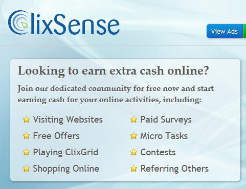 Clixsense Review
