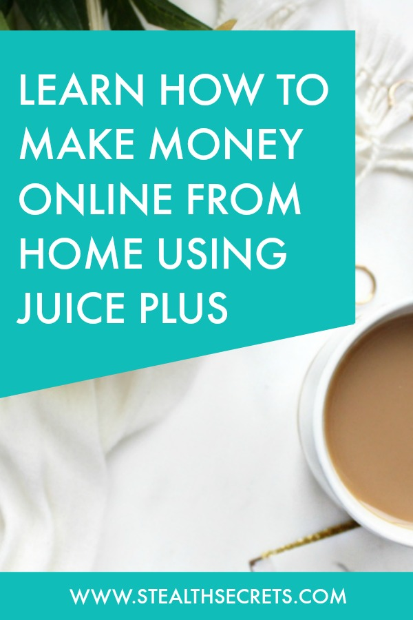 Can you make money with Juice Plus. Learn some of the best ways to make money from home. If you're looking for at home jobs no experience gig, then we have seen them all. We review the best work at home jobs that will enable you to earn extra money from home. Legitimate work from home jobs can be hard to find, but with our guidance, we show you how to make extra money at home. We give you fast money making ideas, extra income ideas on the best work from home jobs.
