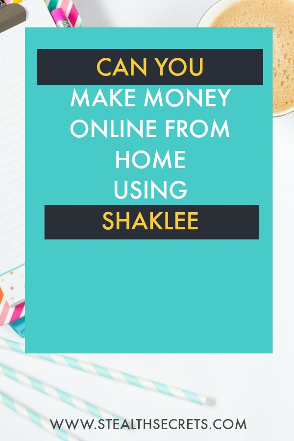 Can you make money with Shaklee. Learn some of the best ways to make money from home. If you're looking for at home jobs no experience gig, then we have seen them all. We review the best work at home jobs that will enable you to earn extra money from home. Legitimate work from home jobs can be hard to find, but with our guidance, we show you how to make extra money at home. We give you fast money making ideas, extra income ideas on the best work from home jobs.