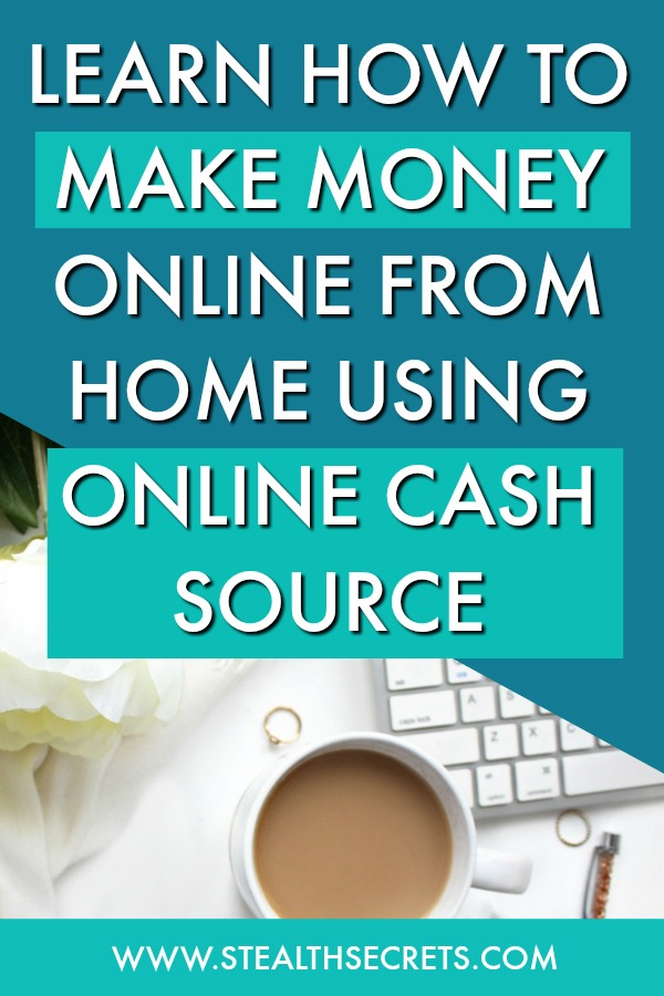 Can you make money with Online Cash Source. Learn some of the best ways to make money from home. If you're looking for at home jobs no experience gig, then we have seen them all. We review the best work at home jobs that will enable you to earn extra money from home. Legitimate work from home jobs can be hard to find, but with our guidance, we show you how to make extra money at home. We give you fast money making ideas, extra income ideas on the best work from home jobs.