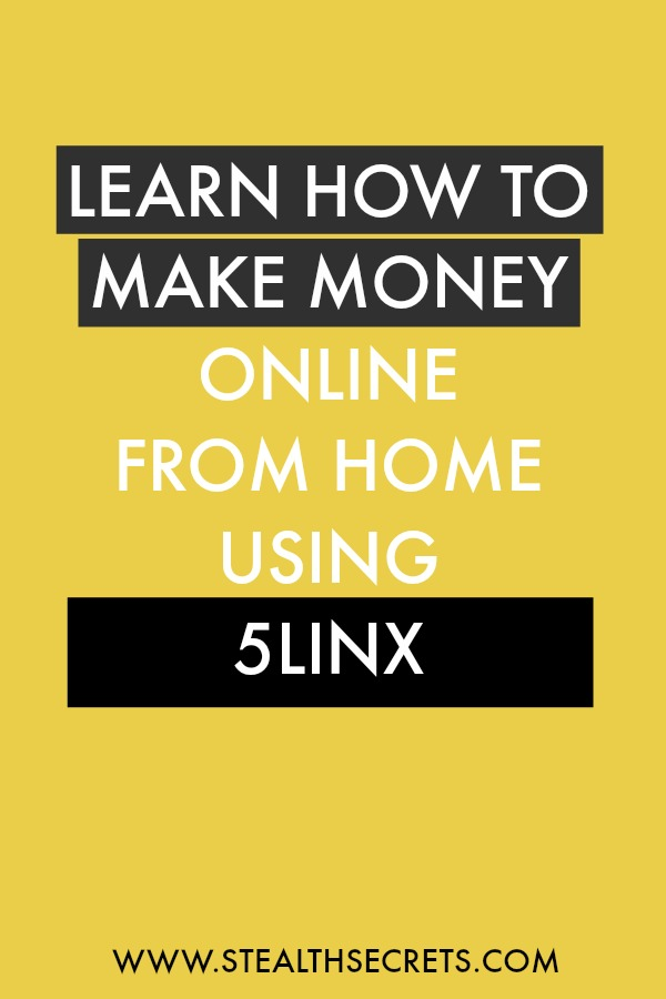Can you make money with 5Linx. Learn some of the best ways to make money from home. If you're looking for at home jobs no experience gig, then we have seen them all. We review the best work at home jobs that will enable you to earn extra money from home. Legitimate work from home jobs can be hard to find, but with our guidance, we show you how to make extra money at home. We give you fast money making ideas, extra income ideas on the best work from home jobs.