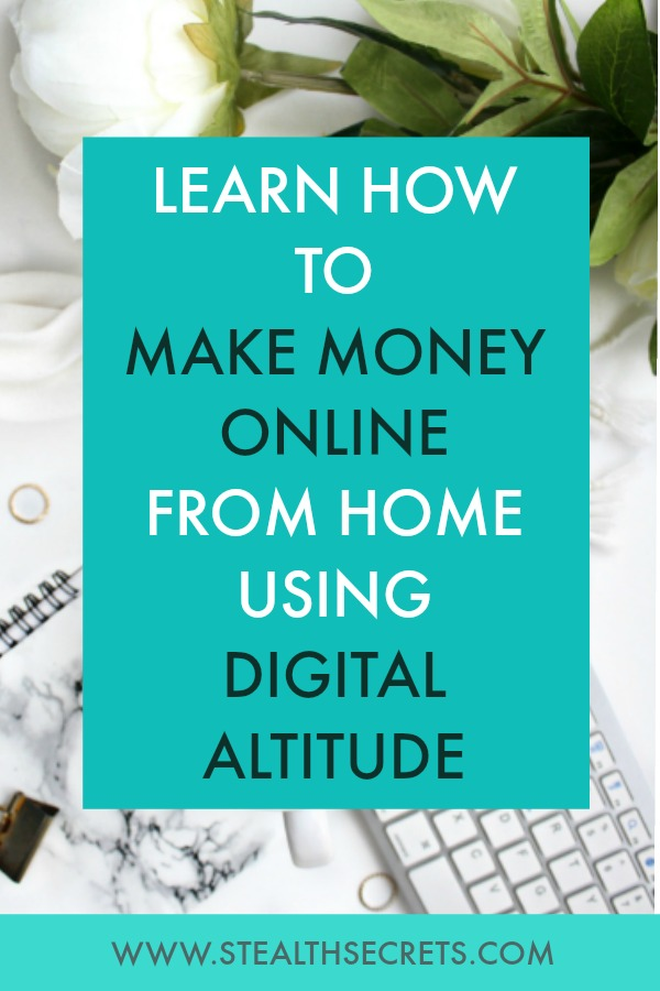 Can you make money with Digital Altitude. Learn some of the best ways to make money from home. If you're looking for at home jobs no experience gig, then we have seen them all. We review the best work at home jobs that will enable you to earn extra money from home. Legitimate work from home jobs can be hard to find, but with our guidance, we show you how to make extra money at home. We give you fast money making ideas, extra income ideas on the best work from home jobs.