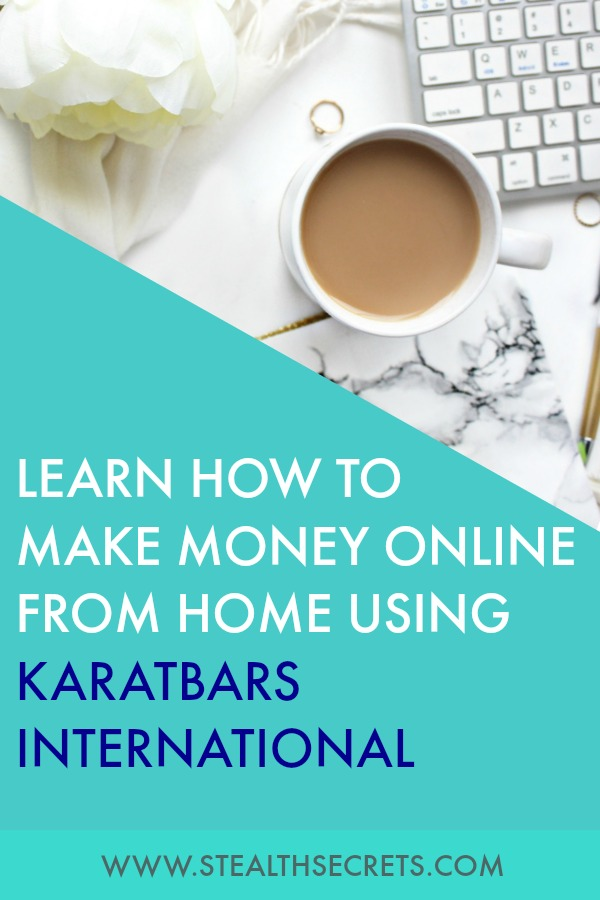 Learn how to make money online from home using karatbars international . Is this a legit way to make money from home? Click here to learn more.