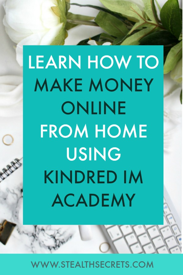 Learn how to make money online from home using kindred im academy. Is this a legit way to make money from home? Click here to learn more.