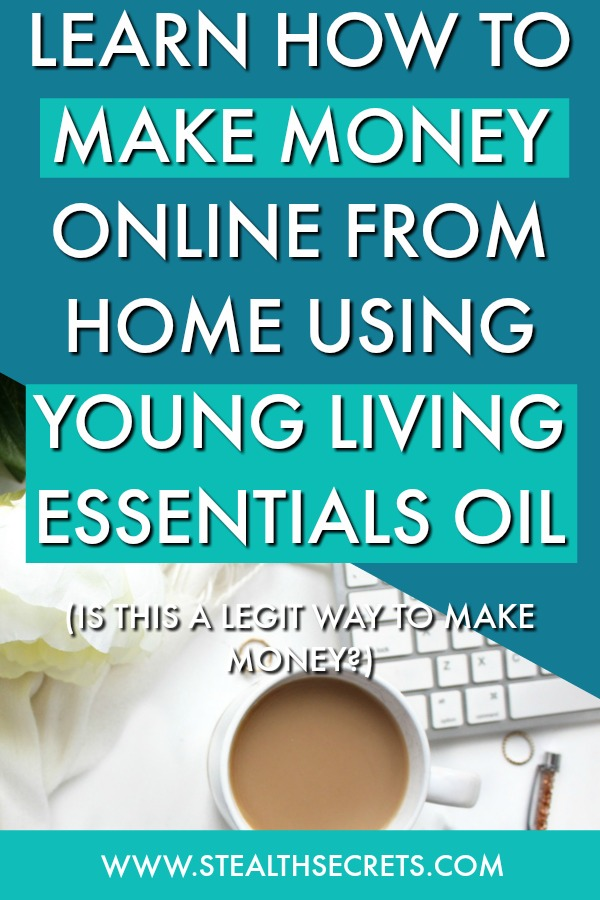 Learn how to make money online from home using young living essential oil. Is this a legit way to make money from home? Click here to learn more.