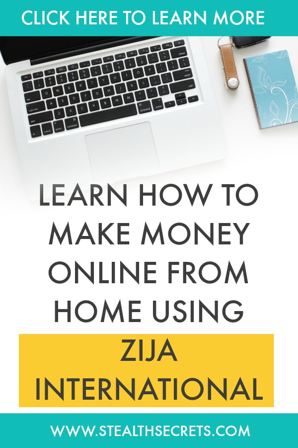 Learn how to make money online from home using zija international. Is this a legit way to make money from home? Click here to learn more.