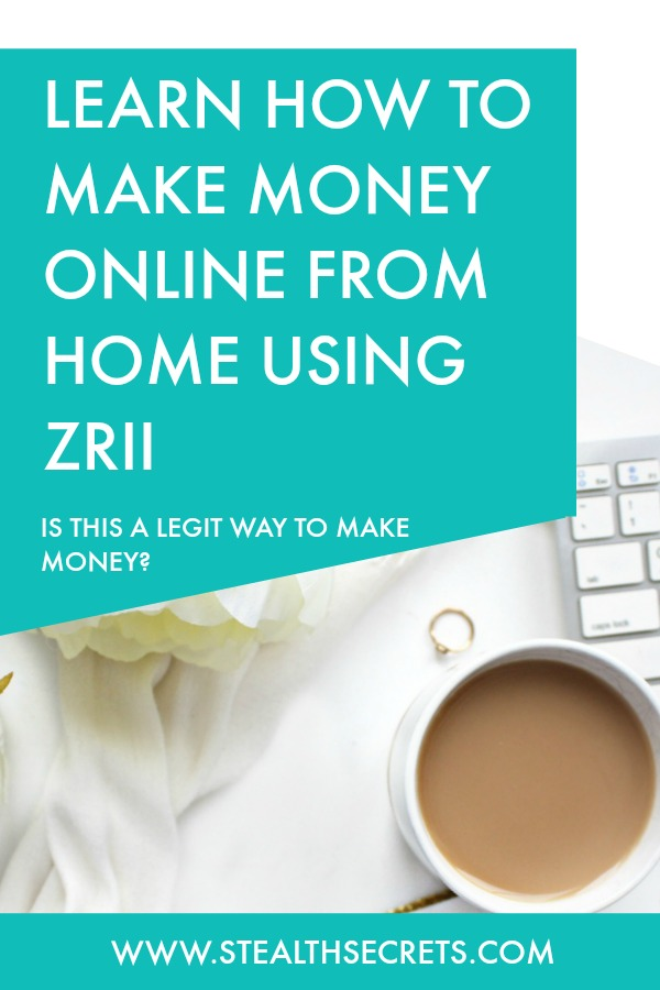Learn how to make money online from home using zrii. Is this a legit way to make money from home? Click here to learn more.