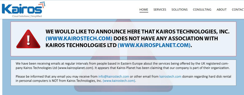 kairostech_warning_about_kairosplanet