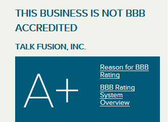 Talk Fusion Business