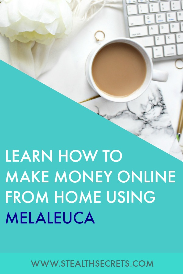 Learn how to make money online from home using melaleuca. Is this a legit way to make money from home? Click here to learn more.