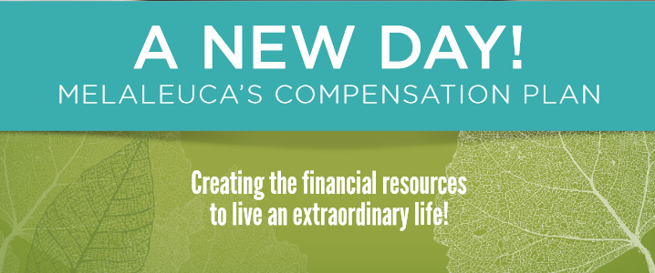 Melaleuca Compensation Plan Reviews