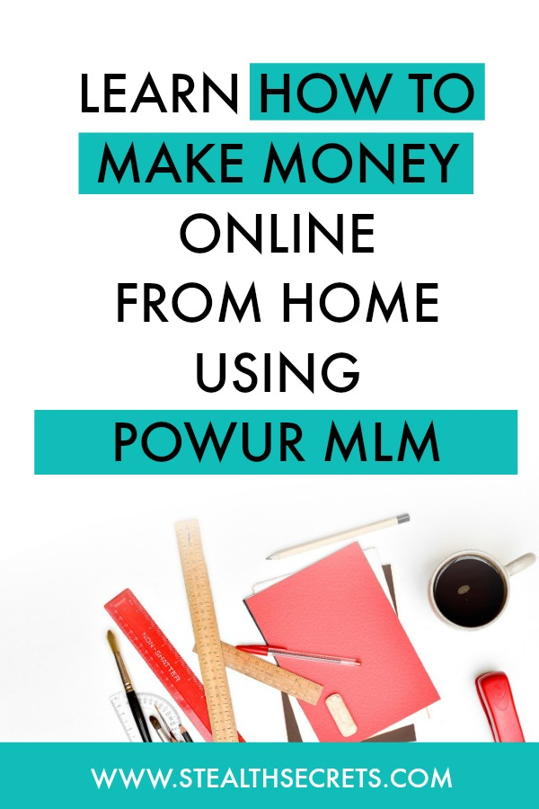 Learn how to make money online from home using powur. Is this a legit way to make money from home? Click here to learn more.