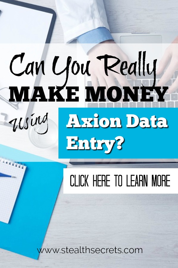 Can you make money as a transcriptionist with Axion Data Entry? Click here to learn more.