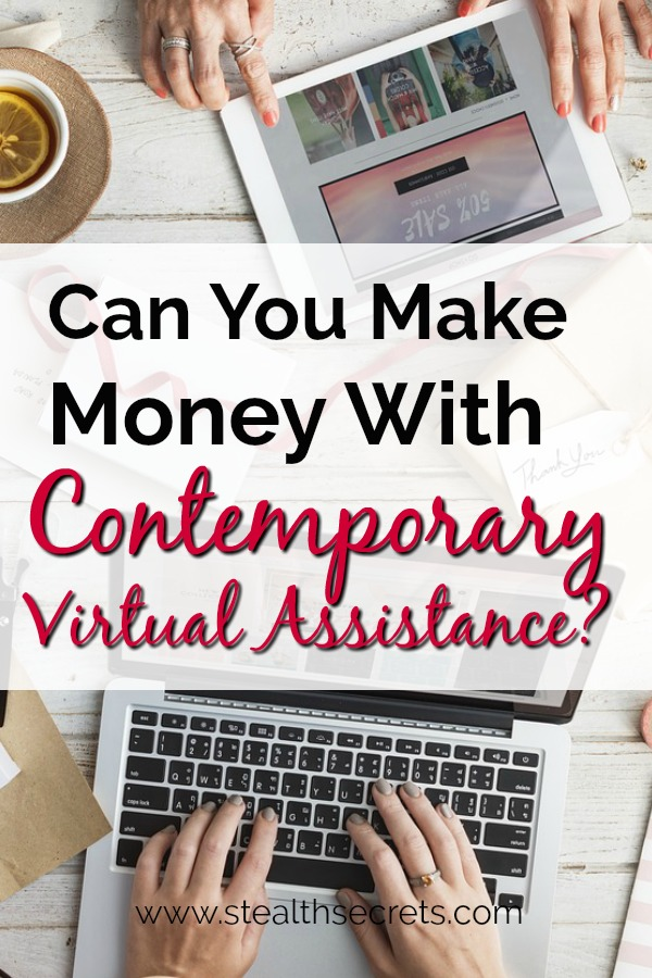Can you make money with Contemporary Virtual Assistance? Click here to learn more.