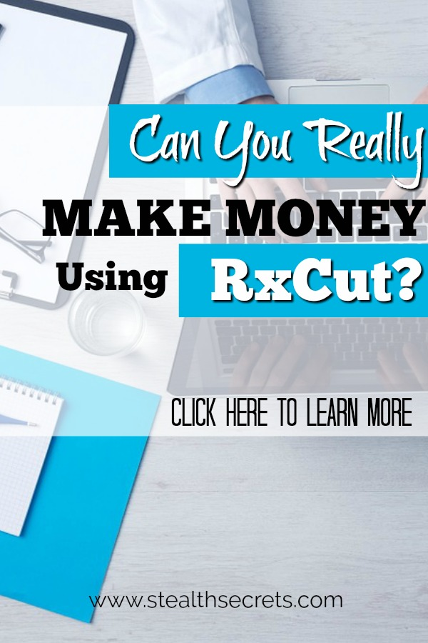 Can you really make money using RxCut? Is this company a legitimate way to make money from home? Click to read more about this money making opportunity.