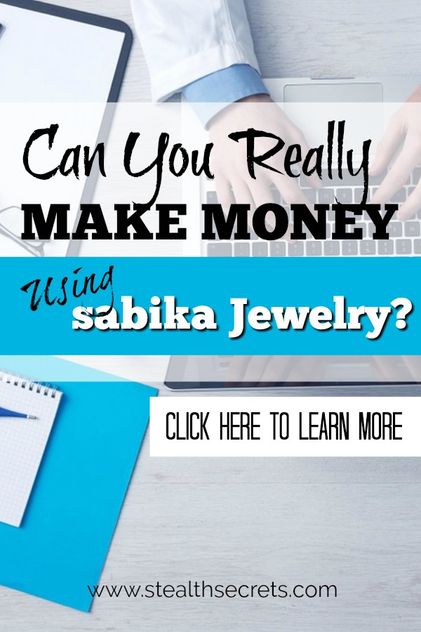 Can you really make money using Sabika Jewerly? Is this company a legitimate way to make money from home? Click to read more about this money making opportunity.