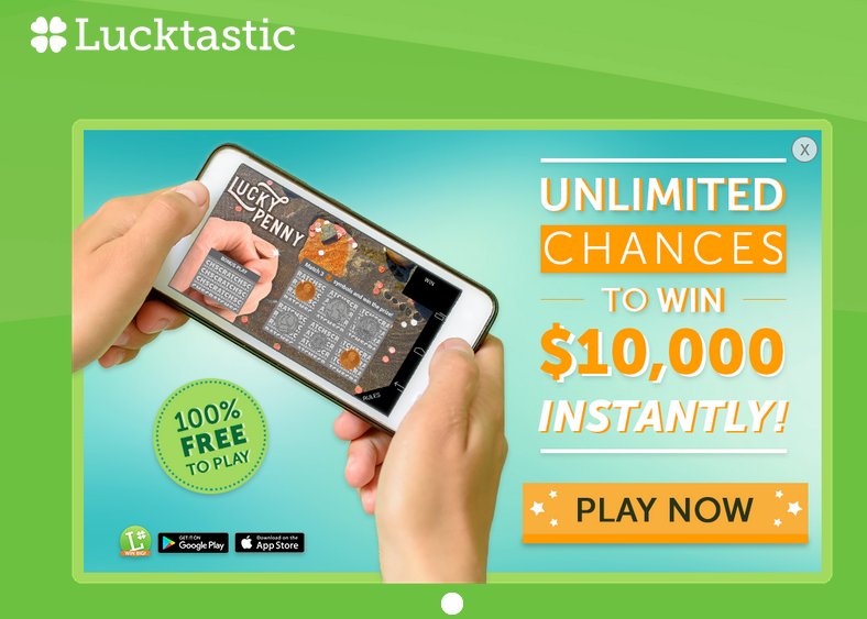 Lucktastic App Review : Is It Safe and a Legitimate Way To Make