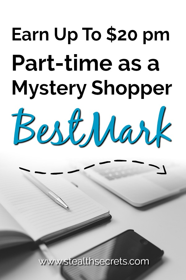 Can You Make Money Part-Time As A Mystery Shopper Using BestMark? BestMark is considered one of the leading companies when it comes to mystery shopping and market research. It hires people like you who are looking for extra income to become a mystery shopper for their many clients.