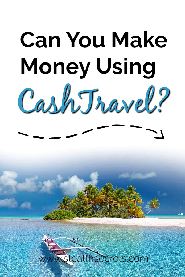 Can you really make money using CashTravel? Did you know that you can earn money traveling using CashTravel? CashTravel is an online advertising website that allows its members to, either earn money or be able to promote their websites. It is basically a get-paid-to website, where you will get paid to complete certain tasks or become an advertiser if you have websites to promote.