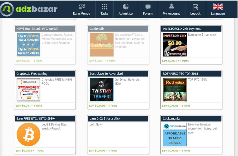 AdzBazar Review: Is It A Legitimate PTC Site Or Just A Scam