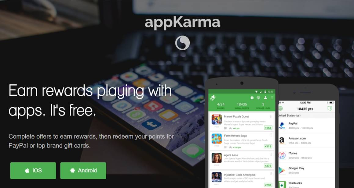 appKarma Review: Can You Make Money With This App Or Is It A