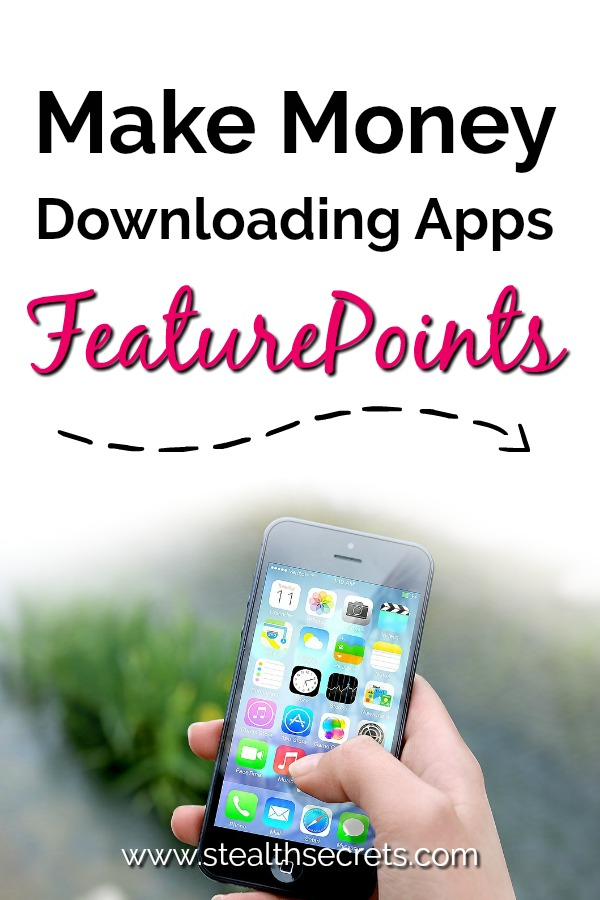 Learn how you can earn money downloading apps onto your smartphone. Featurepoint offers a great way to earn extra income from home. This is a great side hustle if you need cash, but don't have the work experience.