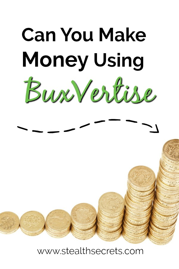 Can You Really Make Money Using BuxVertise? The Buxvertise website is used by two groups of people, they are people like you who are looking for opportunities to make some money online, and advertisers. For advertisers, putting their ads on PTC sites like Buxvertise ensures that their ads will be clicked and viewed by people. This is because PTC sites specialize in making sure ads are being viewed.