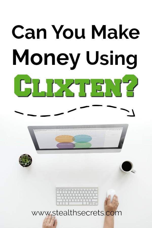 Like any other PTC website, Clixten pays you to click on the ads found on the website. But this PTC site also offers other ways for you to make money. You can complete offers, watch videos, play certain games, and refer friends. There are actually about ten different ways for you to earn money on this website.