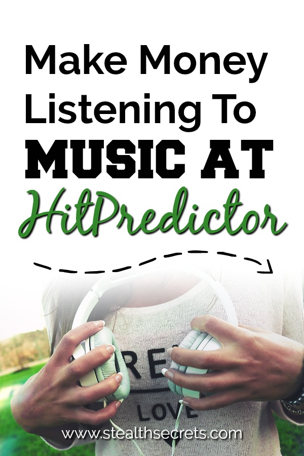 Learn how to make money online listening to music. HitPredictor is a website that will pay you to listen to music that has yet to be released, rate it and leave feedback. You will be paid in points for each song you listen to and rate.