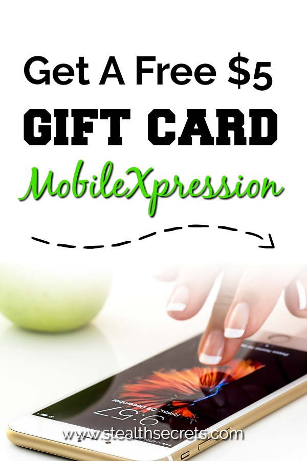 Make money using this simple smartphone app. MobileXpression is a market research panel which will monitor your behavior to see the latest trends and get information when you use your mobile for surfing the internet.