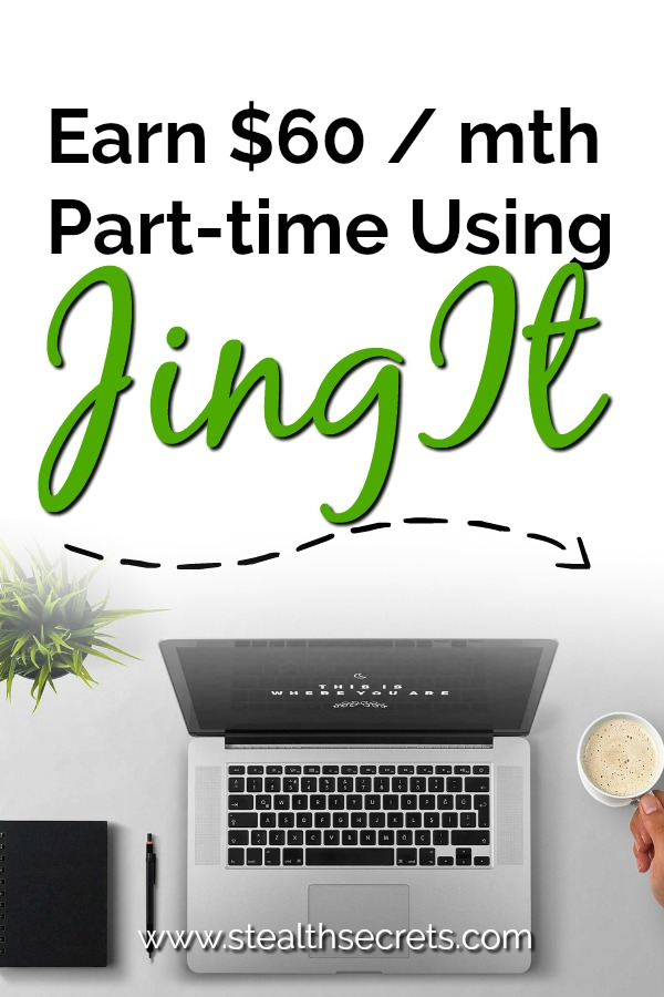 Jingit is a website and app that provides you with ways to make money by watching ads, answering surveys, logging in, and even buying certain items.
