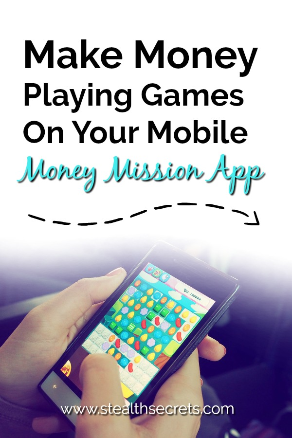 Did you know that you can get paid to play mobile games on your smartphone using Money Mission App. Money Mission is a mobile game app that is designed for iOS devices. It is developed by the company Apps That Pay, LLC, which has also developed other money making apps.