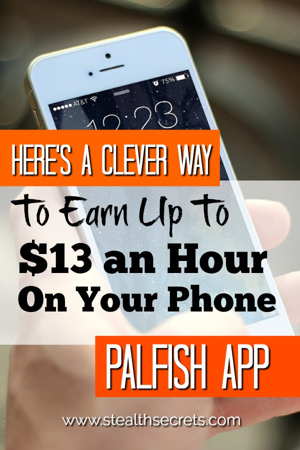 Learn how to make money tutoring English using the PalFish App. Did you know that you can earn up to $13 per hour on your phone tutoring English? Click here to learn more.