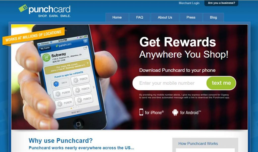 Punchcard app review a legit opportunity to earn rewards by shopping is a necessary part of a persons routine whether it is to purchase something necessary or just for the pleasure that it brings colourmoves
