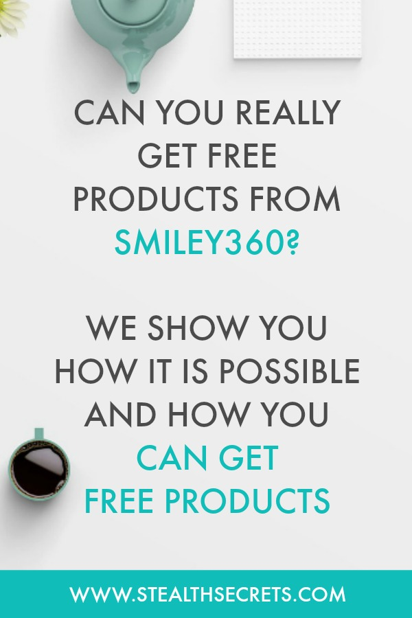 Can you really get free products using Smiley360? We review how you can get you're own free products with Smiley 360. Click here to learn more.