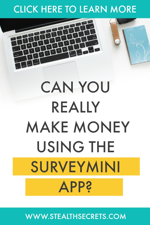Can you really make money using the SurveyMini app? Is this a legitimate way to make money? Click here to learn more.