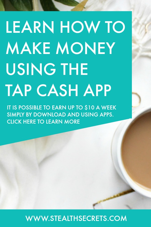 Learn how to make money using the Tap Cash App. It is possible to earn up to $10 per week from downloading and using apps. Click here to learn more.
