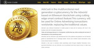 adscash cryptocurrency review