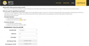 BTC Clicks Review: A Legitimate Opportunity To Earn Bitcoins