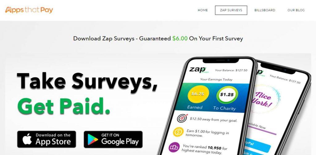 Zap Surveys App Review: A Legit Survey Site That Pays Or