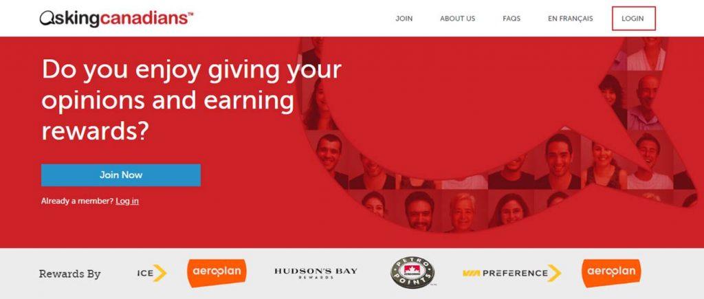 AskingCanadians Review: A Legitimate Survey Site To Earn Rewards Or