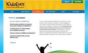 Kidzeyes Review : Can You Make Money?