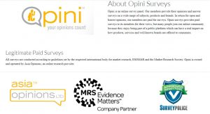 Opini Surveys Review: A Legitimate Opportunity To Make Money